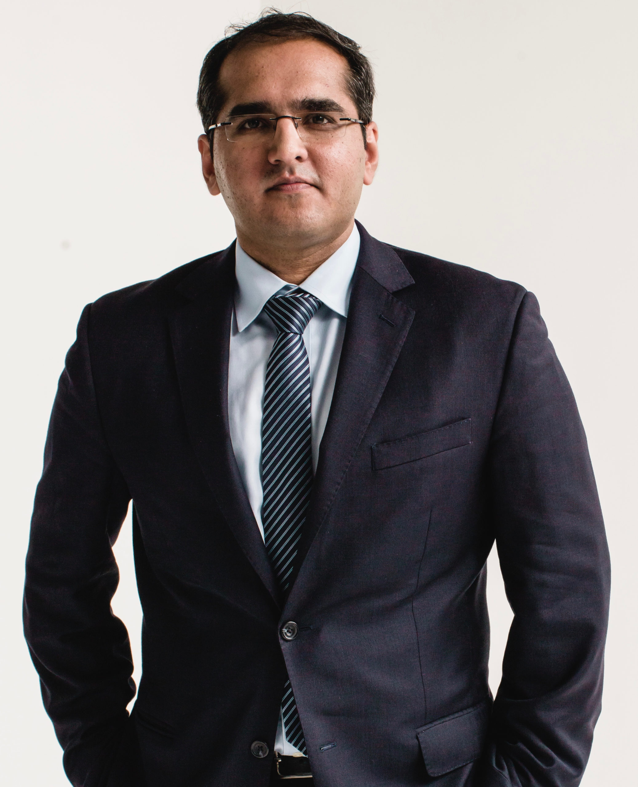 Dhaval Ponda, Global Head of Media & Entertainment Business at Tata Communications.